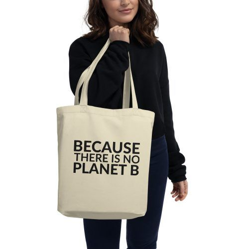 "Ecobolsa ""Because there is no planet B"""