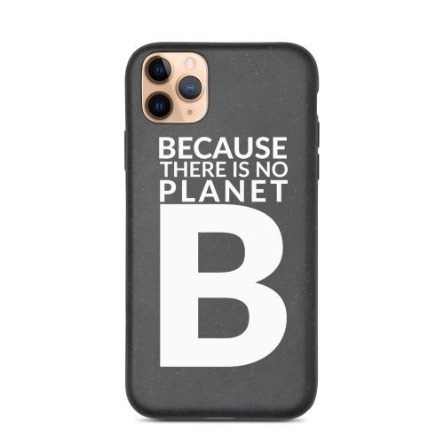 Funda iphone biodegradable Because there is no planet B